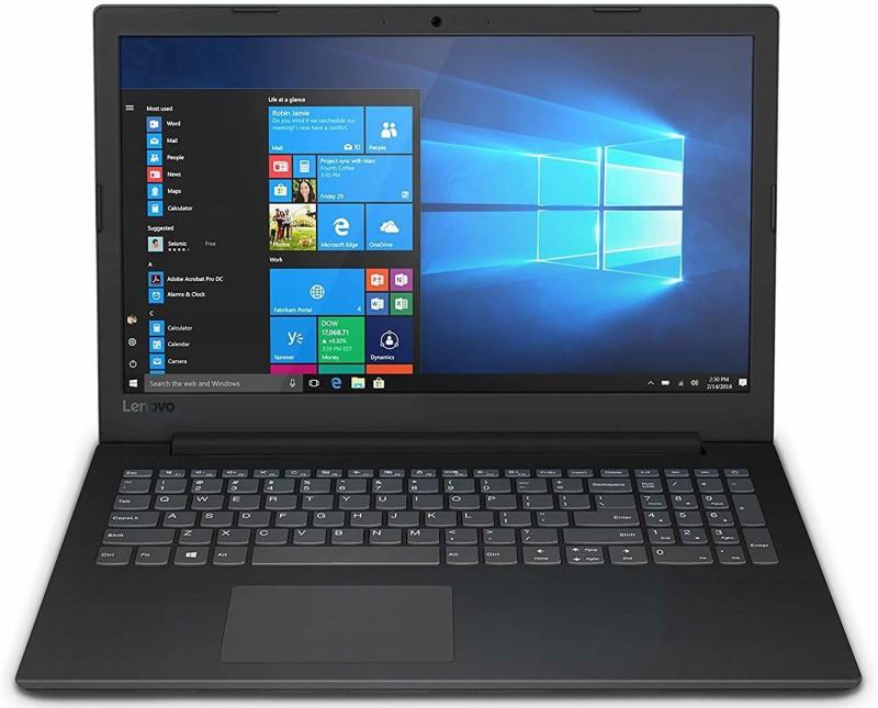 Lenovo V145-AMD-A6 APU Dual Core A6 6th Gen - (4 GB/1 TB HDD/DOS) 81MT Laptop(15.6 inch, Black)