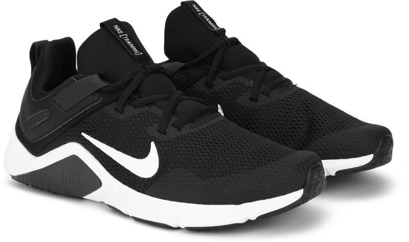 Nike Legend Training & Gym Shoes For Men(Black)