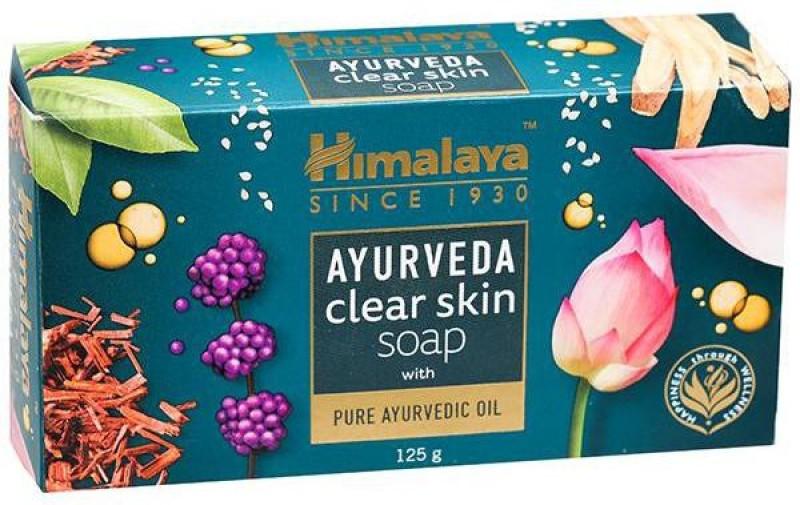 Himalaya Ayurveda Clear Skin Soap(125 g)