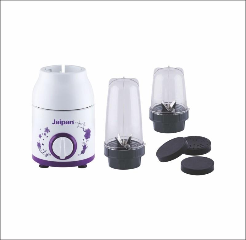 Jaipan - Nutri maxx 450 Juicer Mixer Grinder(White, 2 Jars)