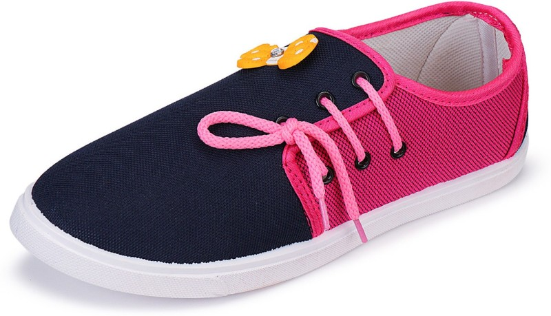 Eila Casual Shoes For Girls Sneakers For Women(Pink)