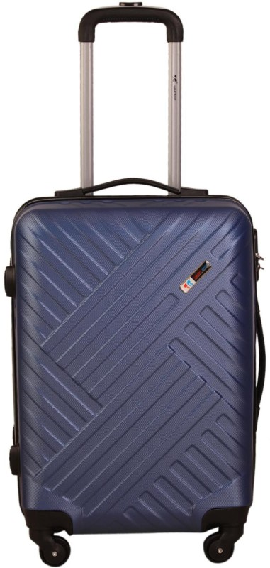 3G ATHENS Series Luggage Suitcase (SMT 8) Cabin Luggage - 21 inch(Blue)