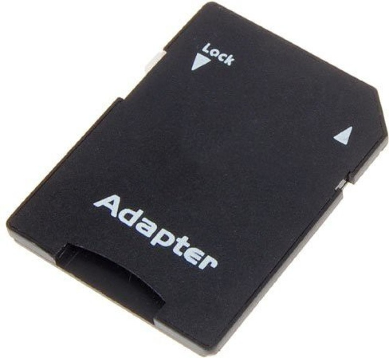 Somapa micro sd to sd card adpater 128 GB SDHC Class 10 48 MB/s Memory Card