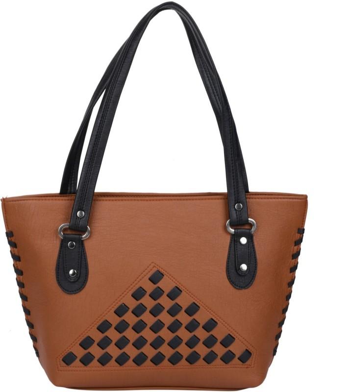 Hiva Purse 1278BL Shoulder Bag(Brown, 3 L)