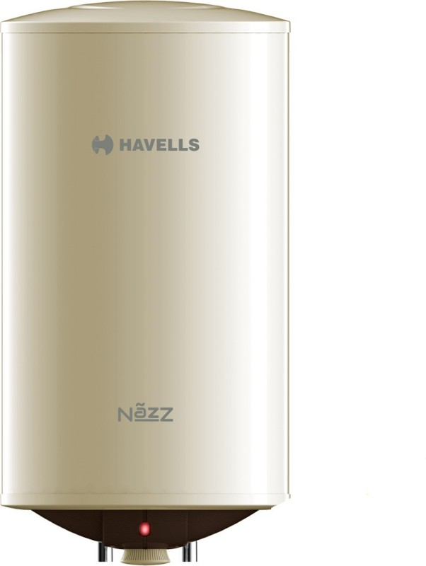 Havells 15 L Storage Water Geyser (NAZZ, IVORY, Brown)