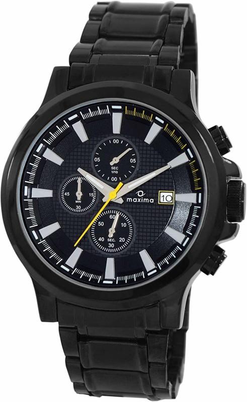 Maxima 27720CMGB Attivo Analog Watch - For Men