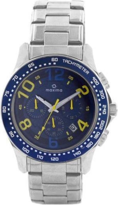 Maxima MA32540 Analog Watch - For Men