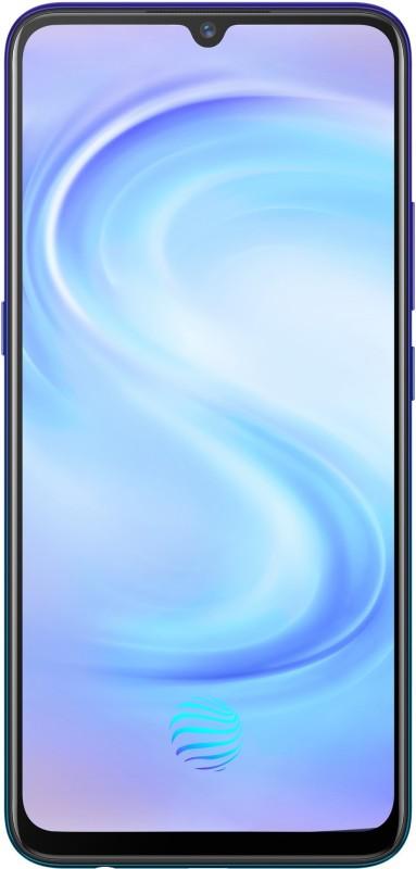 Vivo S1 (Diamond Black, 128 GB)(6 GB RAM)