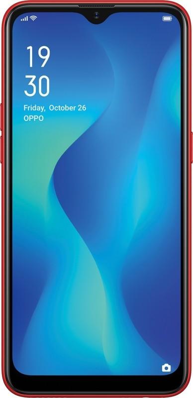 OPPO A1K (Red, 32 GB)(2 GB RAM)