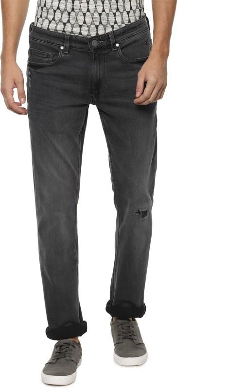LOUIS PHILIPPE Slim Men Grey Jeans