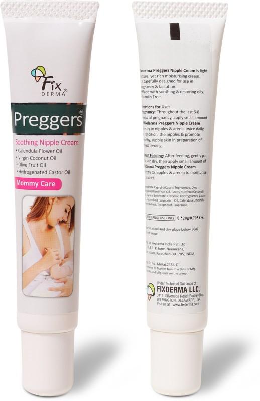 Fixderma Fix Derma PREGGER'S SOOTHING NIPPLE CREAM Nipple Cream