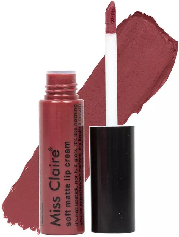 Miss Claire Soft Matte Lip Cream(-62, 6.5 g)