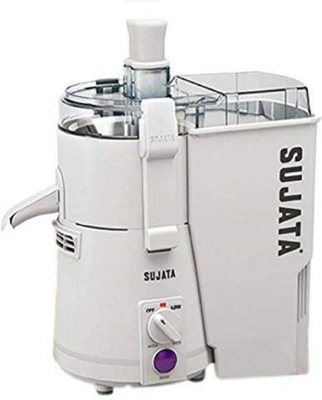 SUJATA 4 SM 1000 Juicer Mixer Grinder(White, 3 Jars)
