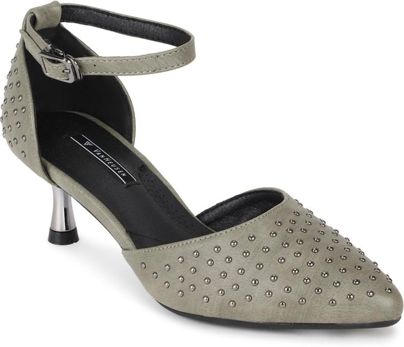 Van Heusen Women Grey Sandals