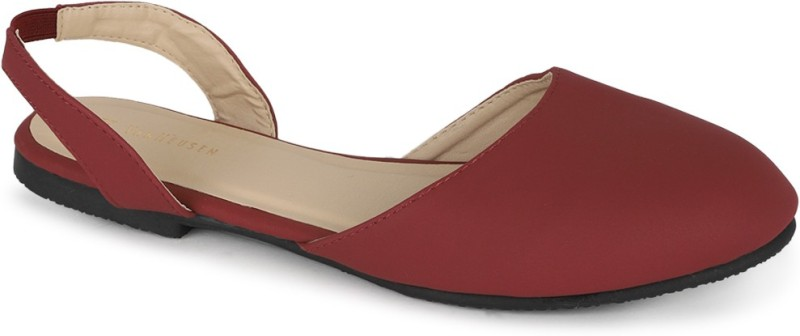 Van Heusen Women Maroon Sandals