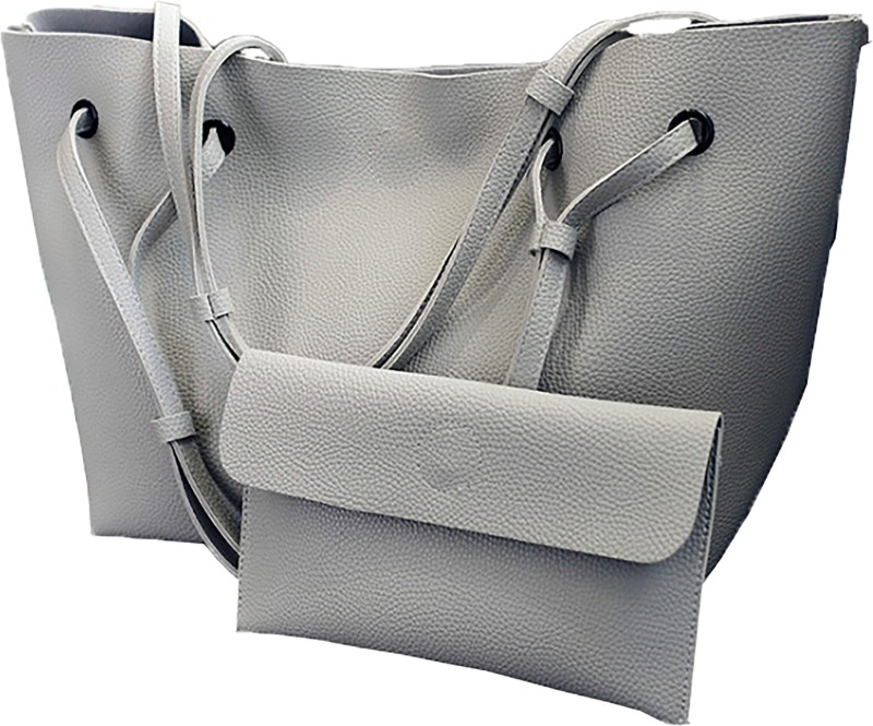 Yuvat Women Grey Handbag