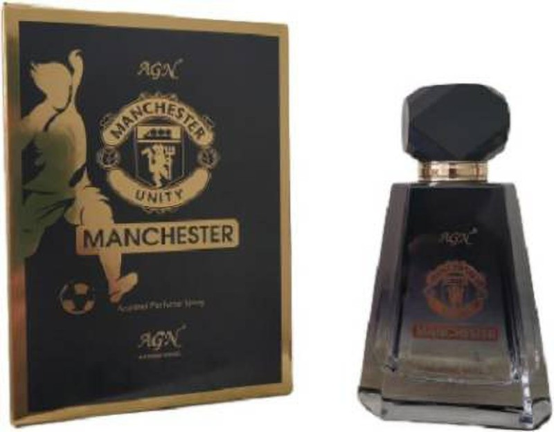 AGN MANCHESTER GOLD PERFUME SPRAY 100ML Perfume - 100 ml(For Boys & Girls)