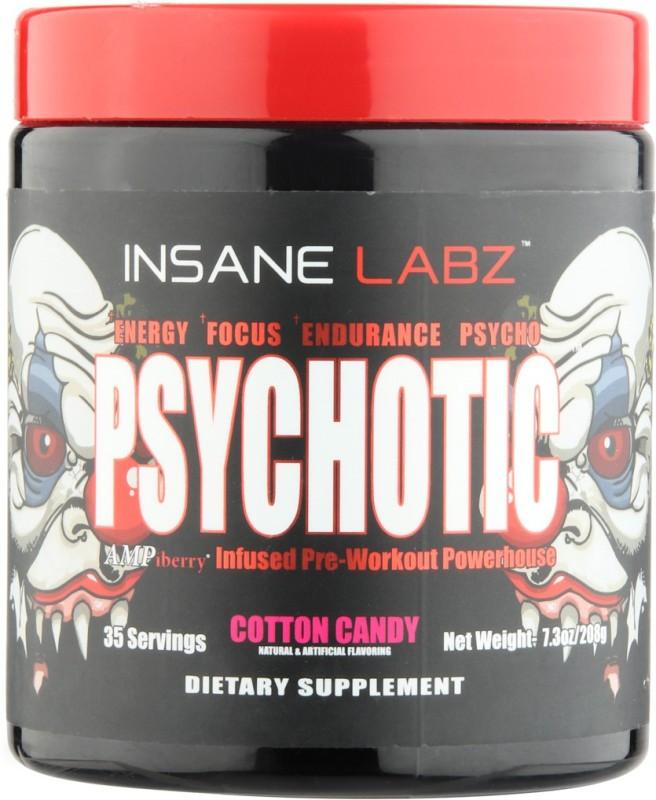 insane labz PSYCHOTIC COTTON CANDY(208 g) - NoveltyCart