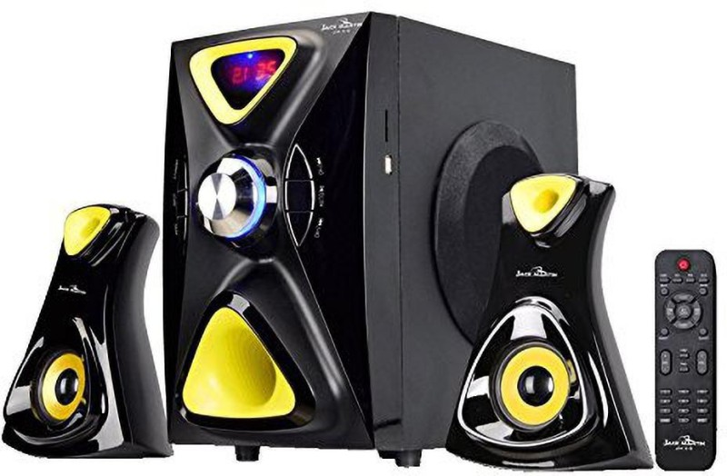 Jack Martin X 5 45 W Bluetooth Home Theatre(Multicolor, 2.1 Channel)