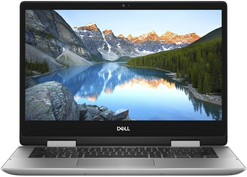 Dell Inspiron 14 5000 Series Core i3 8th Gen - (4 GB/1 TB HDD/Windows 10 Home) 5482 2 in 1 Laptop(14 inch, Silver, 1.7 kg, With MS Office)