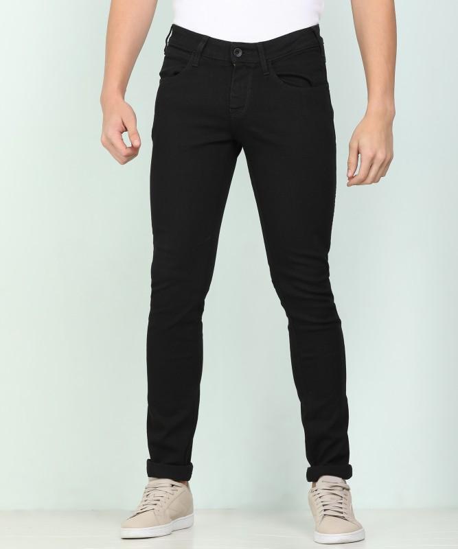 Wrangler Skinny Men's Black Jeans
