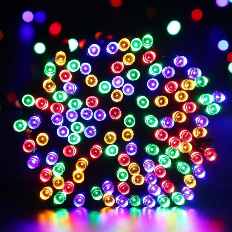 Home Delight 629 inch Multicolor Rice Lights(Pack of 1)