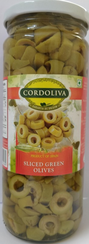 cordoliva green sliced olives Olives(440 g)