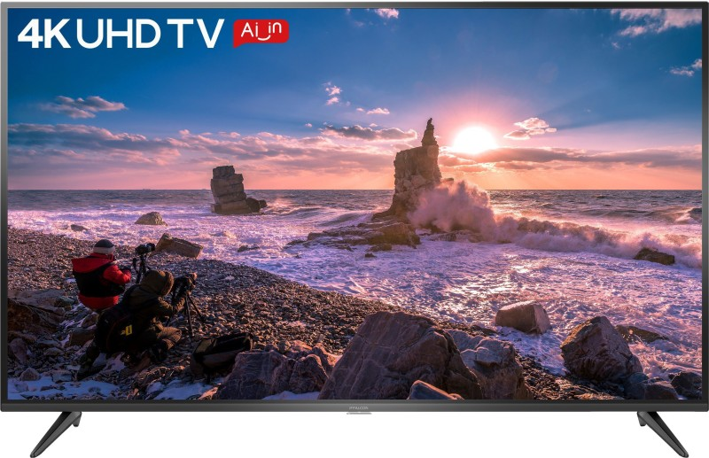 iFFALCON by TCL AI Powered K31 125.73cm (50 inch) Ultra HD (4K) LED Smart Android TV with HDR 10(50K31)