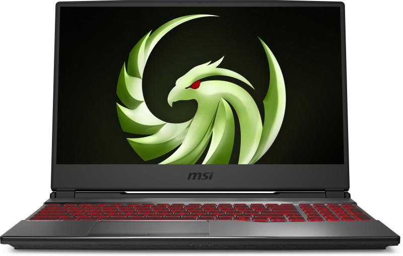 MSI G Ryzen 7 Quad Core - (16 GB/1 TB HDD/256 GB SSD/Windows 10 Home/4 GB Graphics/AMD Radeon RX 5500M) Alpha 15 A3DD-044IN Gaming Laptop(15.6 inch, Black, 2.33 kg)