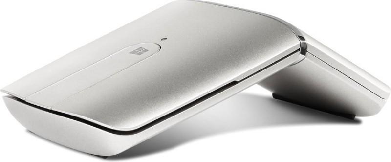 Lenovo Yoga Wireless Optical Mouse(Bluetooth, Silver)
