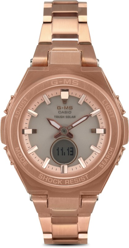 Casio BX170 Baby-G Analog-Digital Watch - For Women