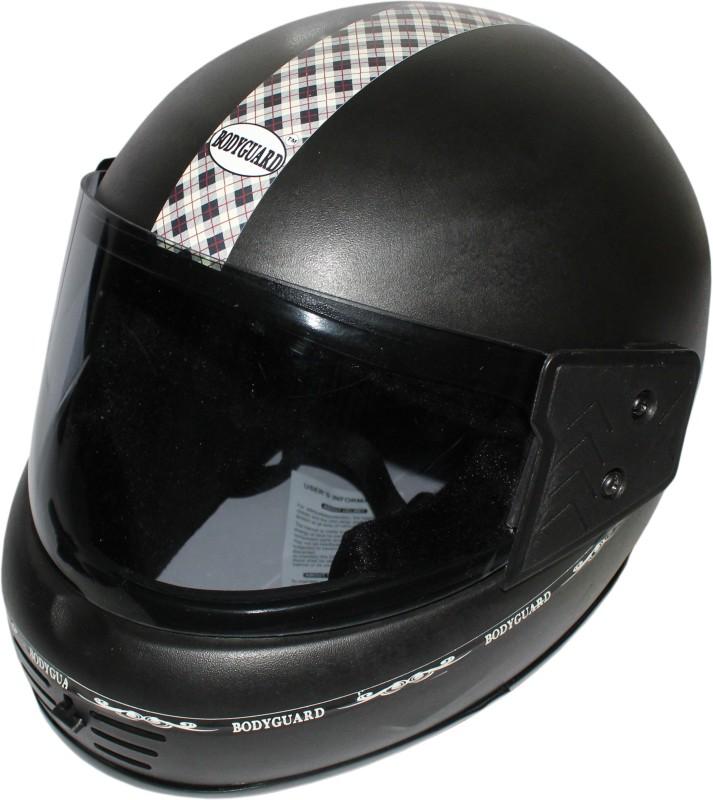 BODYGUARD ECHING_BLACK Motorbike Helmet(Black)