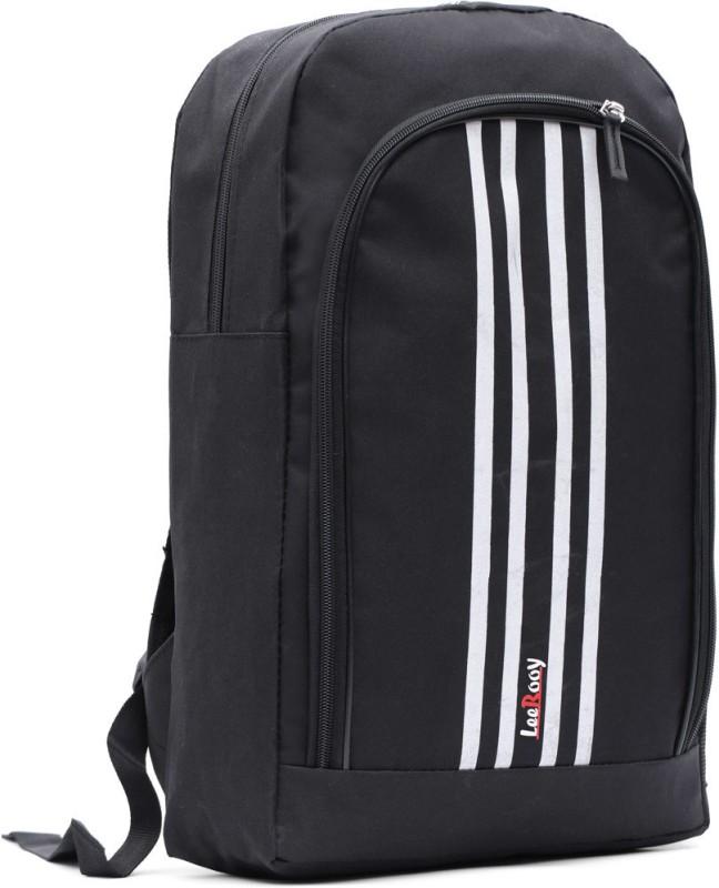 LeeRooy 4 Waterproof Backpack(Black, 29 L)