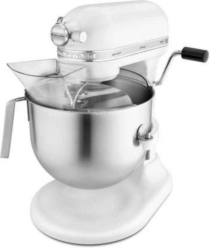KITCHEN AID 5KSM7591XBWH 250 Mixer Grinder(White, 1 Jar)