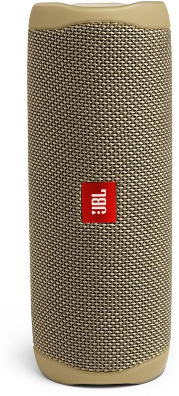 JBL by Harman FLIP 5 20 W Bluetooth Speaker(Sand, Stereo Channel)