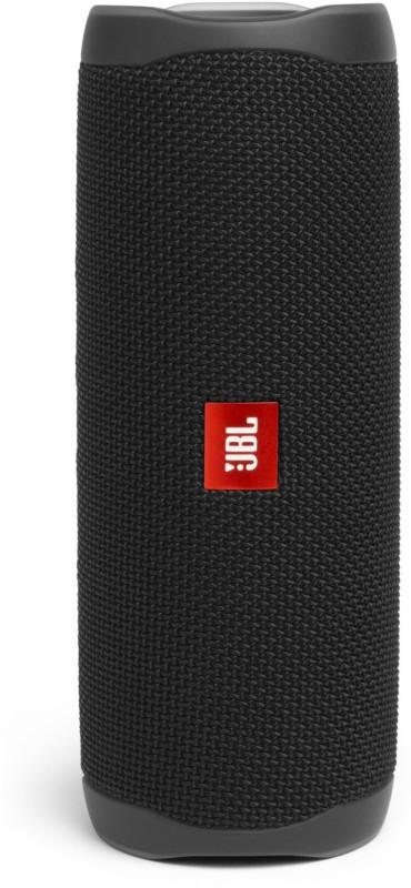 JBL Flip 5 20 W Bluetooth Speaker(Black, Stereo Channel)