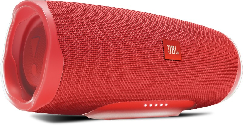 JBL Charge 4 IPX7 with In-Built Powerbank 30 W Portable Bluetooth Party Speaker(Red, Stereo Channel)