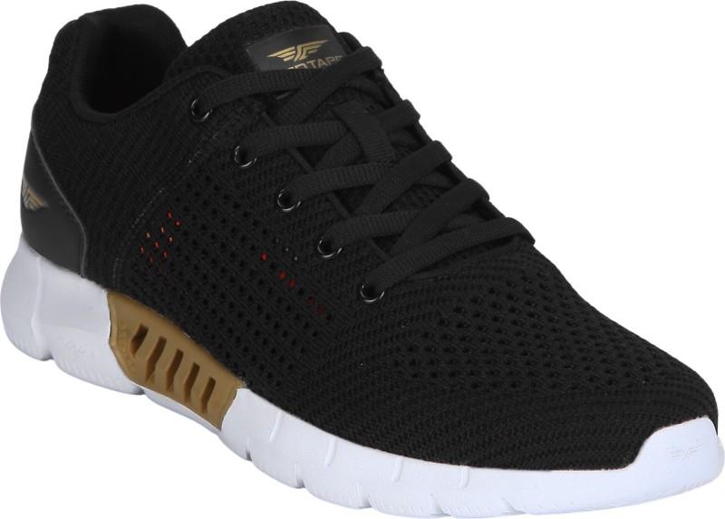 Red Tape Athleisure Range Walking Shoes For Men(Black)