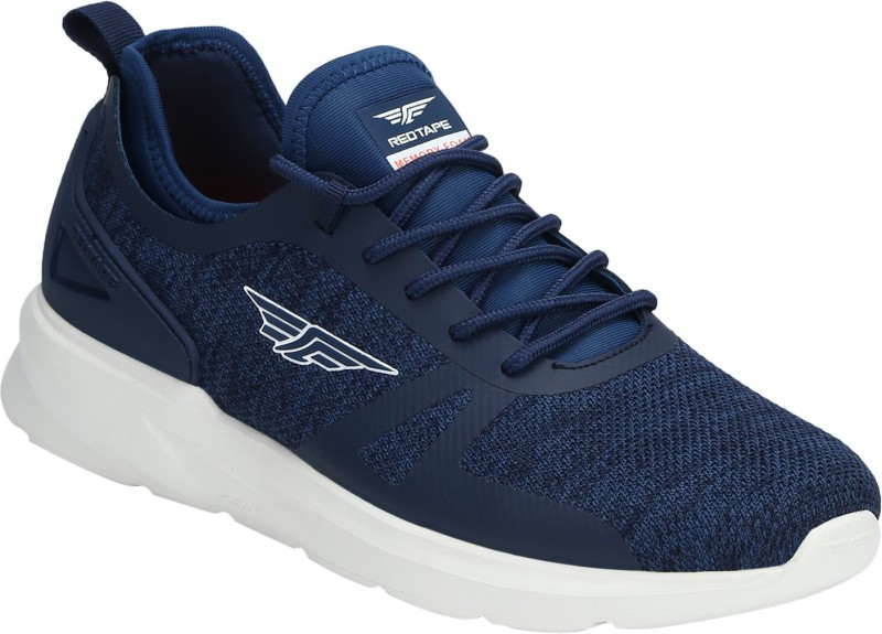 Red Tape Sports Walking Shoes For Men(Blue)