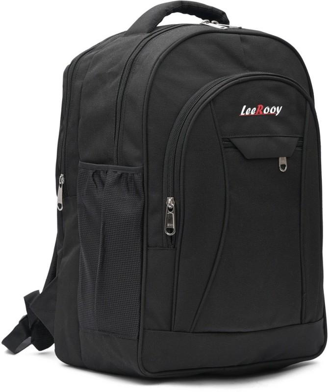LeeRooy ANABG03-13 Waterproof Backpack(Black, 24 L)