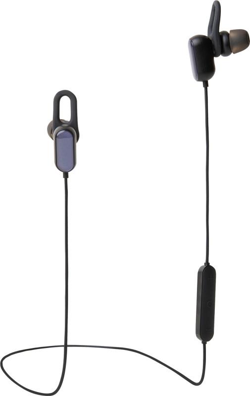 Mi Sports Basic Bluetooth Headset(Black, Purple, Wireless in the ear)