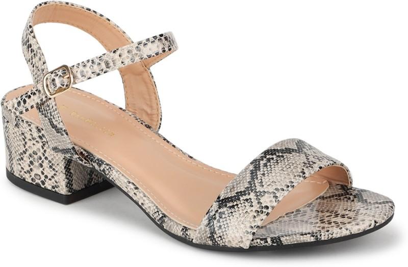 Van Heusen Women Beige Sandals