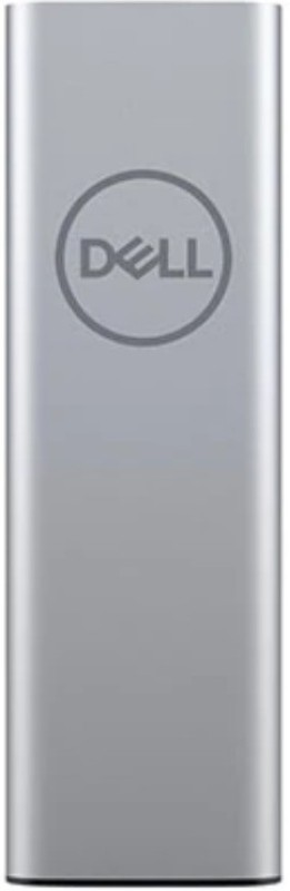 Dell 250 GB External Solid State Drive with 250 GB Cloud Storage(Silver)