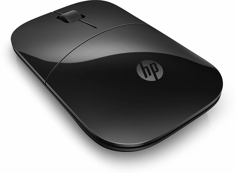 HP Z3700 Wireless Optical Mouse(Bluetooth, Black)