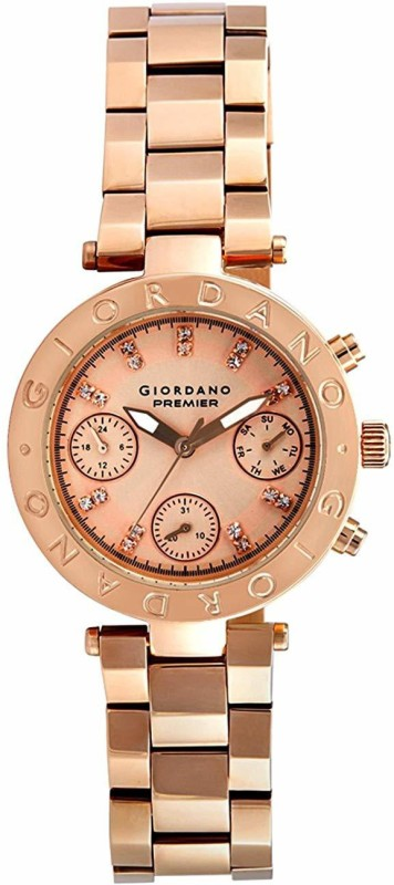 Giordano P283-55 Special Edition Analog Watch - For Women
