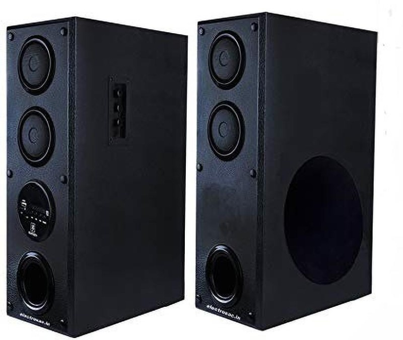 electrosac Control Home Theater System 120 W Bluetooth Tower Speaker(Black, 2.0 Channel)