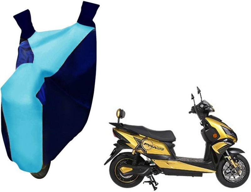 WolkomHome Two Wheeler Cover for Universal For Bike(Blue)