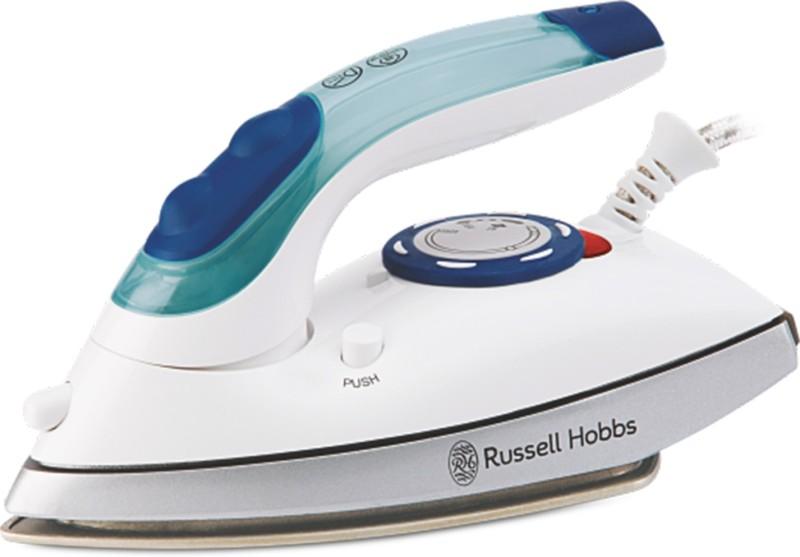 Russell Hobbs Travel Iron1 1000 W Steam Iron(White)