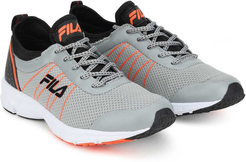 Fila PLAY LITE Running Shoes For Men(Grey)