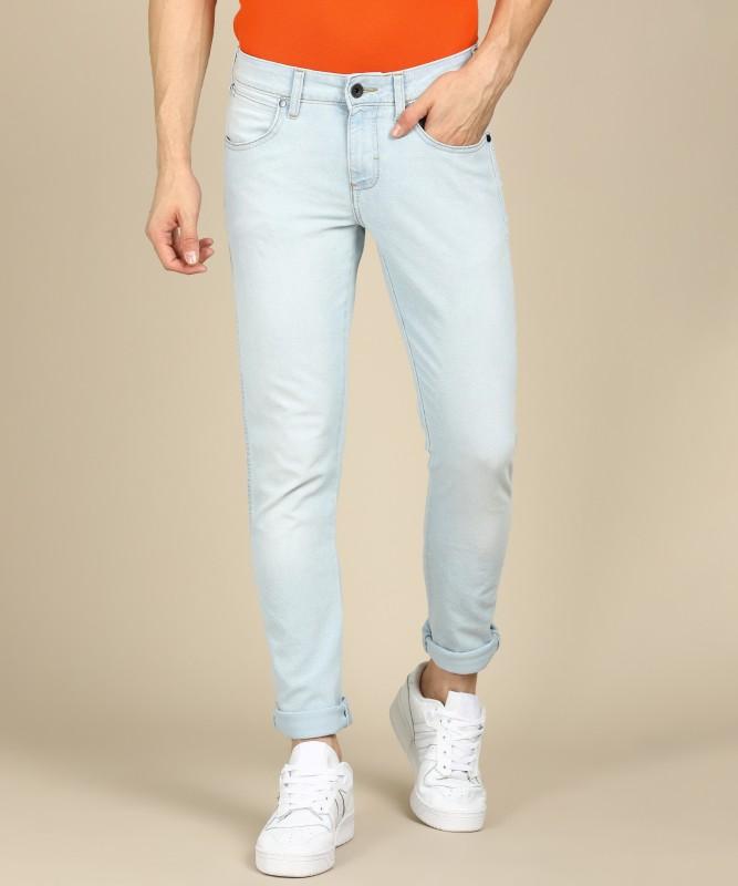 Wrangler Skinny Men's Light Blue Jeans